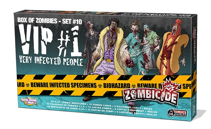 Very Infected People