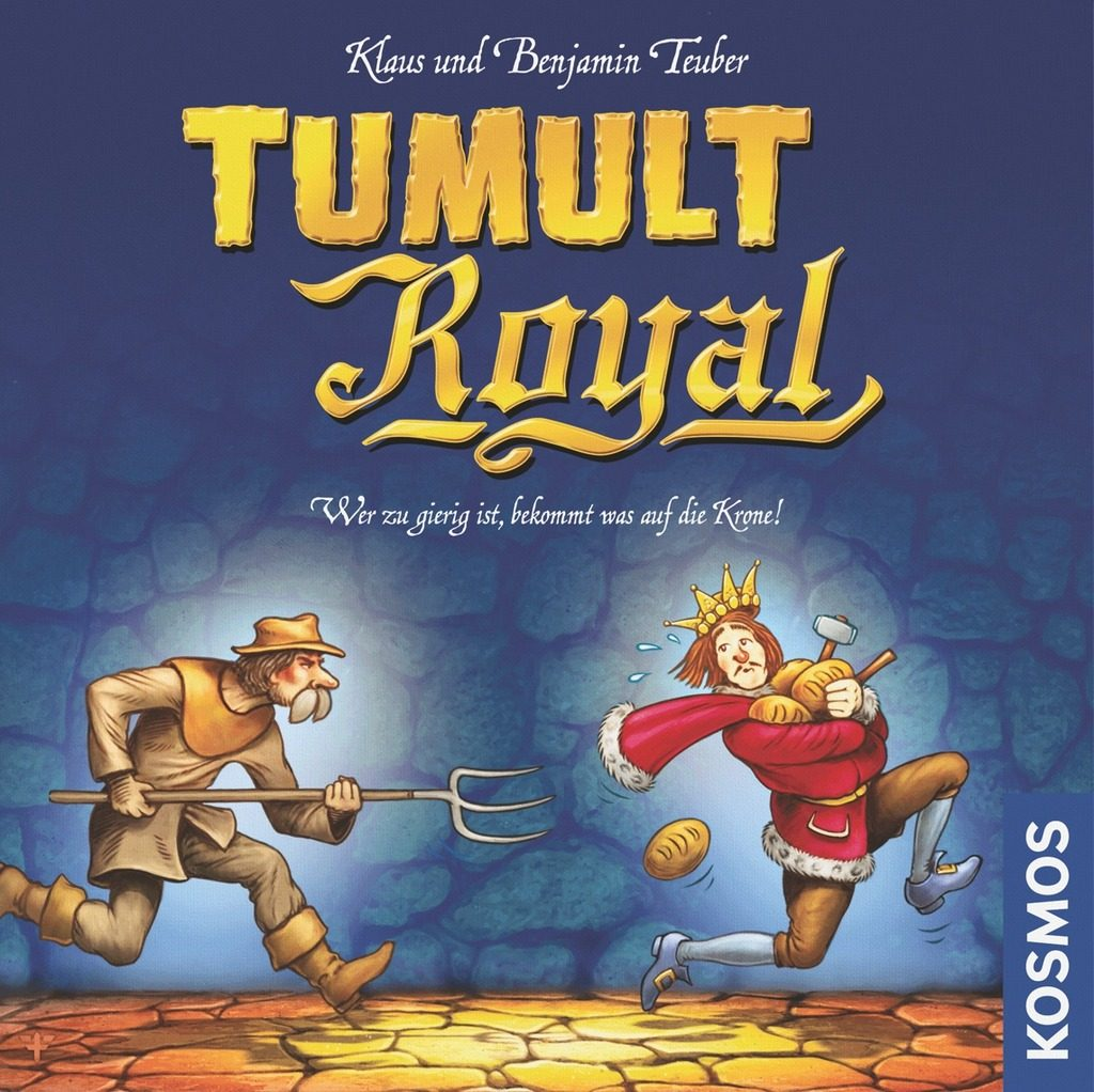 Tumult Royal