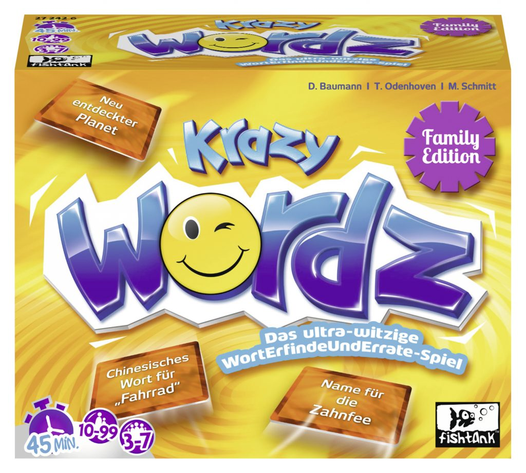 Krazy Wordz - Family Edition_Produktbild