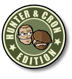 Brettspiele - Hunter & Cron Edition