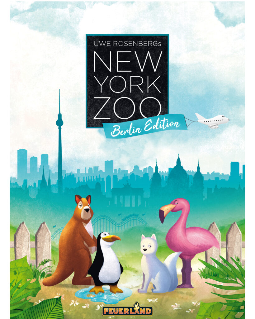 New York Zoo – Berlin Edition